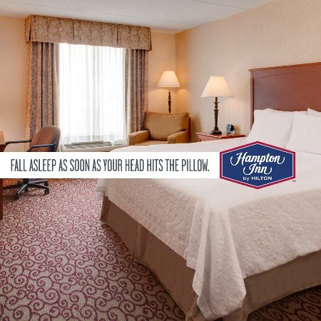 hampton inn dubuque fall asleep on cloud nine bedding - Hampton Inn Bedding