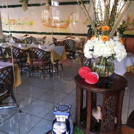 thai elephant restaurant richmond
