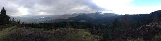 Braithwaite, UK: Panoramic View