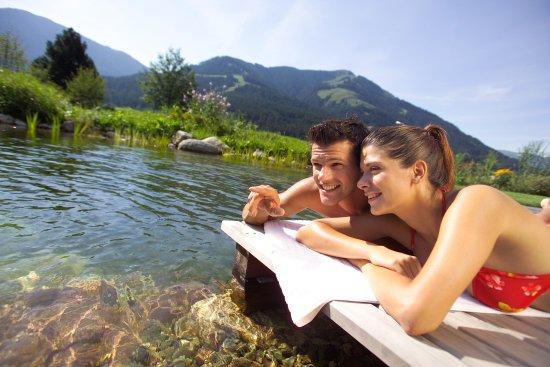 Brixen im Thale, Austria: Biotop