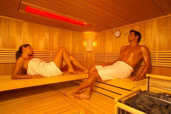 Brixen im Thale, Austria: Saunabereich