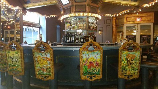 Incentive travel - Carousel Bar, New Orleans