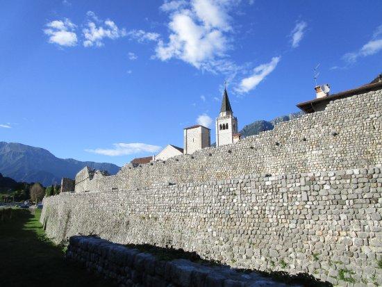Le Mura Medievali di Venzone