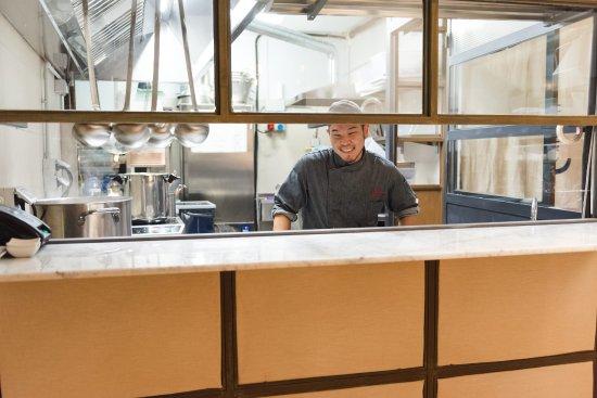 Chef Yugo Kitagawa