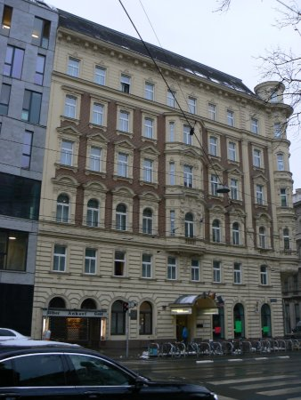 Pleasant hotel near Vienna city centre