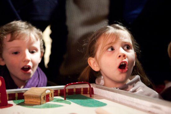 Ennis, Ireland: Check glor.ie for our programme of children's workshops & family events