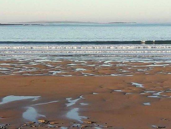 Spanish Point Beach at Armada Hotel, West Clare