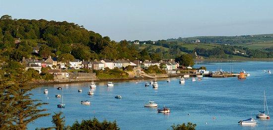 Beautiful West Cork fishing village of Courtmacsherry.