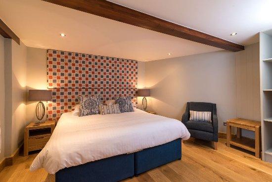 Titchwell, UK: Superior Family Room 20 Main Room