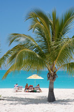 Treasure Cay, Great Abaco Island: Coco Beach View