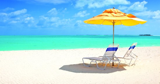 Treasure Cay, Great Abaco Island: Beach