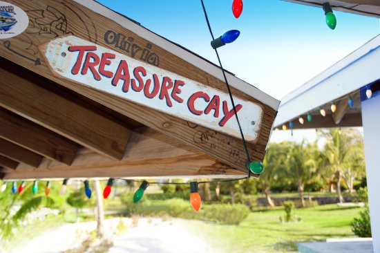 Treasure Cay, Great Abaco Island: Coco Beach Bar & Grille
