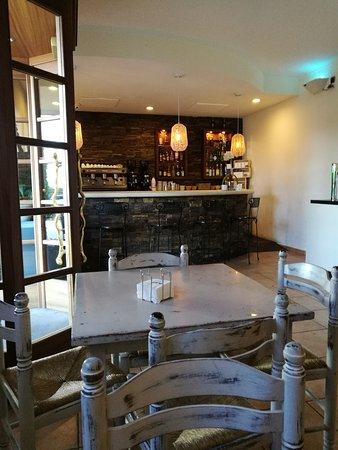 Sala de espera - Restaurant CAN VALLS (Sant Martí Sapresa-Girona)