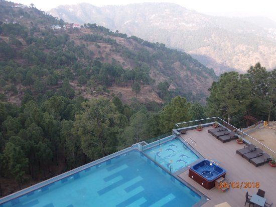 Incredible View And Service Picture Of Welcomheritage Glenview Resorts Kasauli Tripadvisor