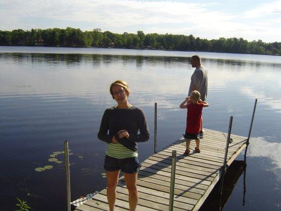 Montello, WI: Family Fishing friendly!