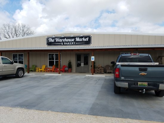 The Warehouse Market & Bakery