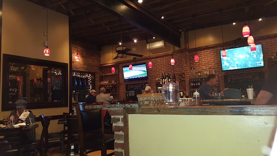 Catonsville, MD: at the bar