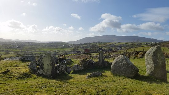 Bernish Viewpoint: another Gullion