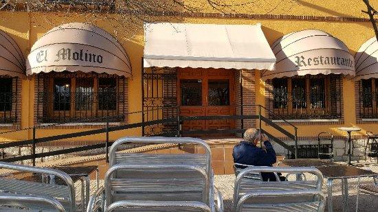 imagen Meson El Molino en Toledo
