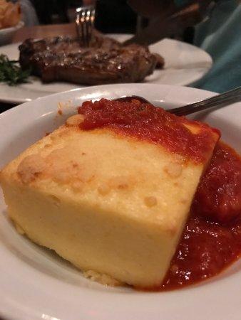 Graziano's Restaurant: Best polenta i've had in my life!