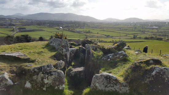 Bernish Viewpoint: ring of gullion