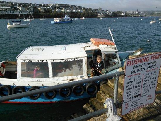 Flushing Ferry