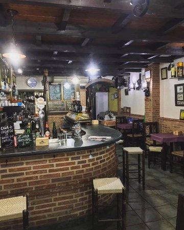El Bosque, Испания: Mesón Bar España