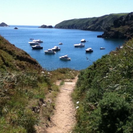 Sark, UK: Dixcart Bay