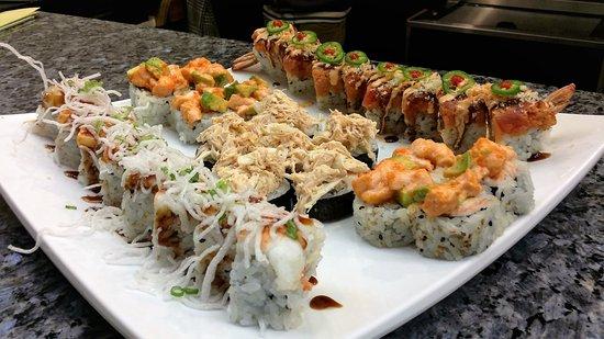 Marriottsville, MD: Paper Lantern Sushi Specials