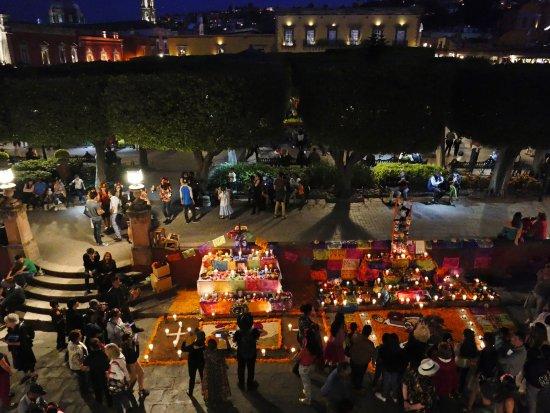 هوتل ديل بورتال سان ميجيل دي أليندي صورة فوتوغرافية