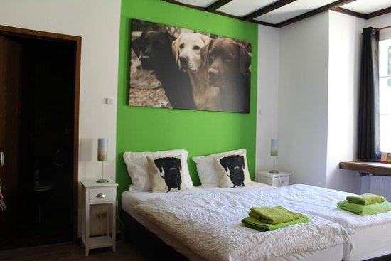 Consdorf, Luxemburg: Labradorzimmer