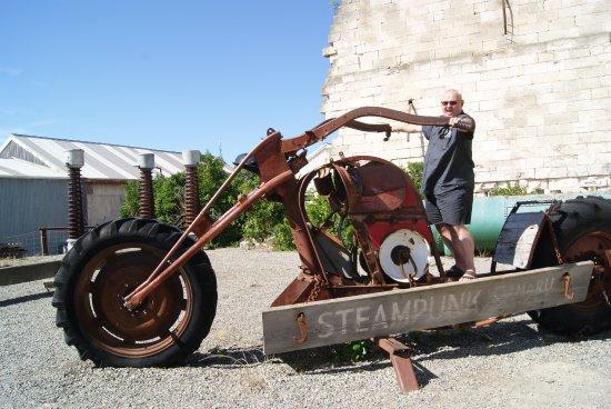 Steampunk HQ: Cool bike