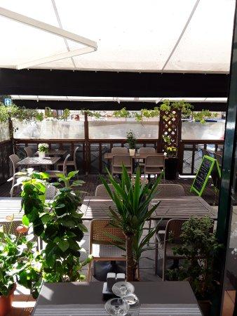 La Terrasse Aux Beaux Jours Picture Of Lanis Etoile Nice