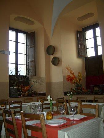 Quintana de Valdivielso, Spagna: Comedor
