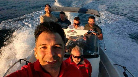 Enjoy Boat: Los amigos y las experiencias nunca se olvidan..