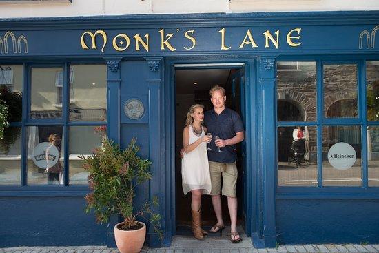 Timoleague, أيرلندا: Shop front