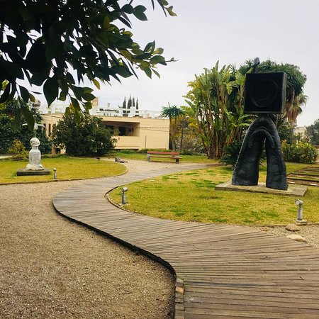 Pilar and Joan Miro Foundation in Mallorca: photo0.jpg