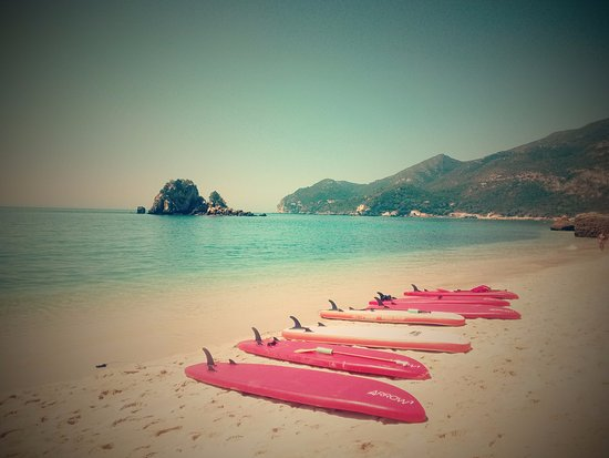 Arrabida Stand Up Paddle