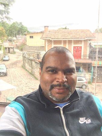 Santa Lucia, هندوراس: A view of the village