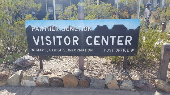 Panther Junction Visitor Center: A great central spot for Big Bend