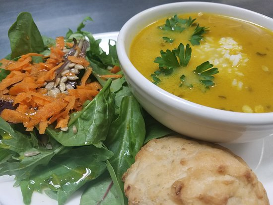 Conifer, CO: Soup & Salad!