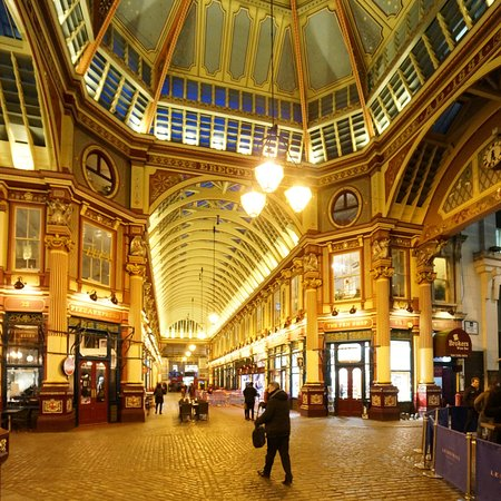 Leadenhall Market London All You Need To Know Before