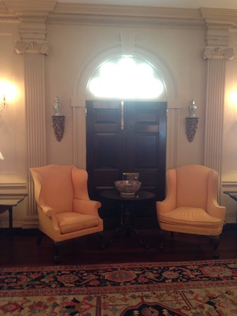 Department of State: Diplomatic Reception Room