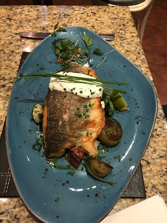 Waterfront Bistro: Fish of the day