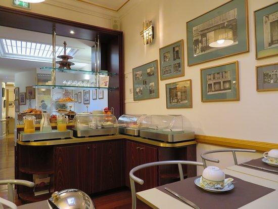 Hotel du Levant: Very good breakfast