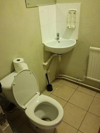 bagni a disposizione dei clienti - Picture of Barkston Rooms, London ...