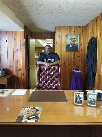 Dexter Avenue King Memorial Baptist Church: Dr. King Office