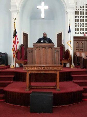Dexter Avenue King Memorial Baptist Church: wow