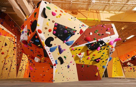 Chesterfield, MO: St. Louis' best bouldering.