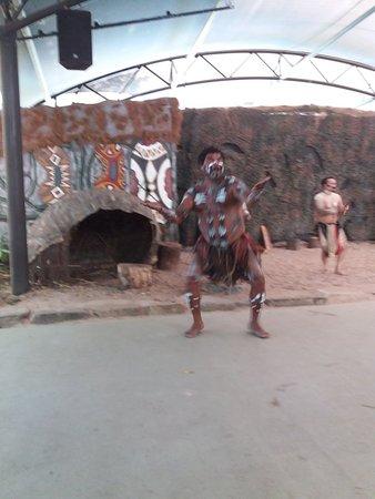 Tjapukai Aboriginal Cultural Park: 20180218_105349_large.jpg